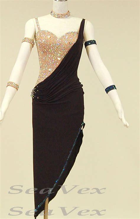 Rumbe Dress ballroom salsa rumba samba dress us 4 uk