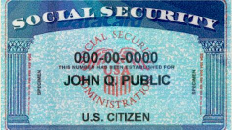 how to make a social security card how to replace your social security card