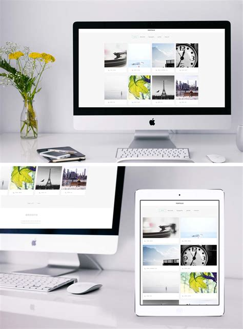 photography portfolio templates photographer portfolio template joomla 3 5 free