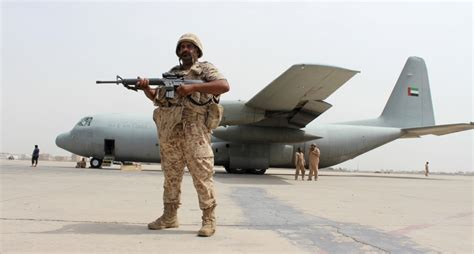 emirates yemen yemen counter terrorism mission shows uae military