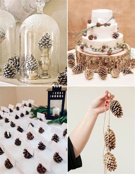 simple decoration ideas 5 simple inexpensive winter wedding decor ideas