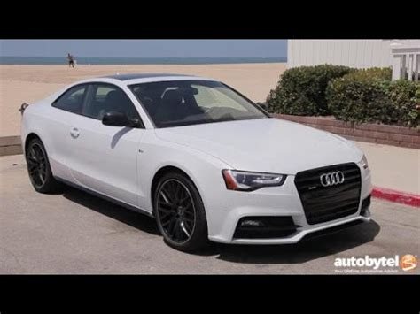 Audi A 5 S Line by 2016 Audi A5 S Line Test Drive Video Review Youtube