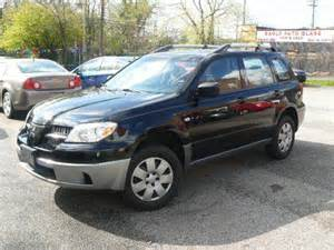 2005 Mitsubishi Outlander Mpg 2005 Mitsubishi Outlander For Sale Carsforsale