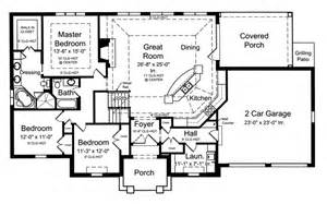 Country House Plans With Open Floor Plan 301 Moved Permanently