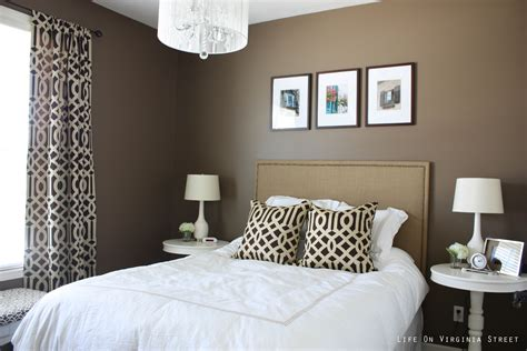 brown paint colors for bedrooms mocha latte favorite paint colors blog