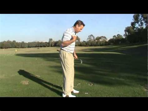 over the top golf swing drills drill golf lessons videos