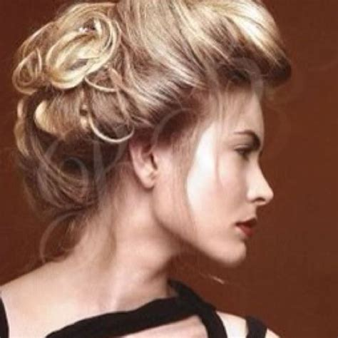 Gibson Hairstyle by Modern Gibson Hair For Makeup And Hair