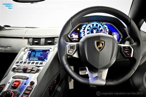 Lamborghini Aventador White Interior Lamborghini Choses Huracan As The Name For New Model