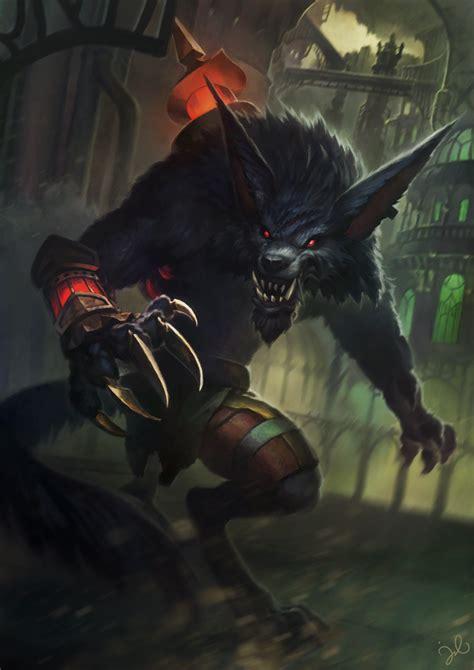 Search Warwick League Of Legends Warwick By Jylgeartooth On Deviantart