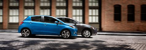 Fuel Efficiency Toyota Yaris Take A Look At The 2017 Toyota Yaris Fuel Economy Ratings