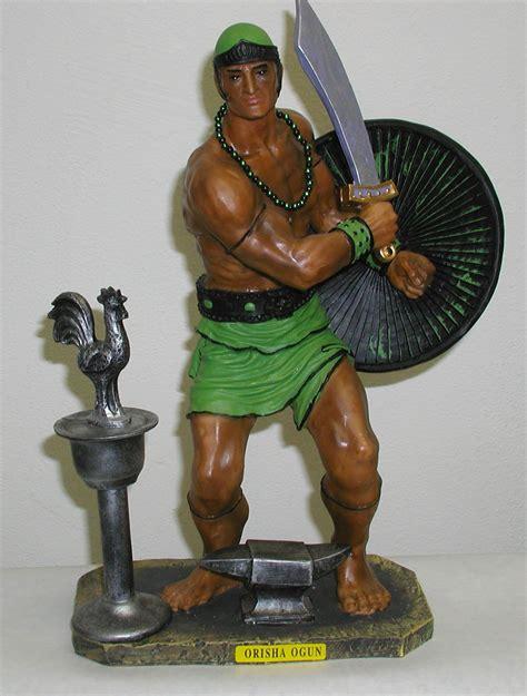 imagenes de ogun el dios del hierro lukumi regla de osha page 3