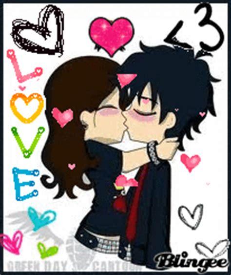 imagenes de amor besandose animadas enamorados fotograf 237 a 119604224 blingee com