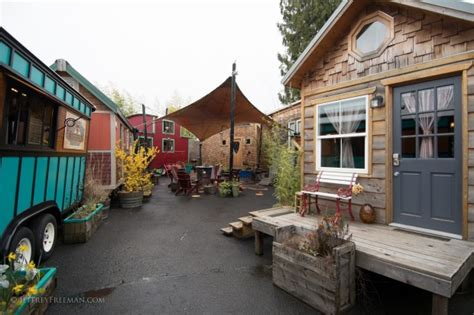 Caravan The Tiny House Hotel Review Portland Oregon Caravan The Tiny House Hotel