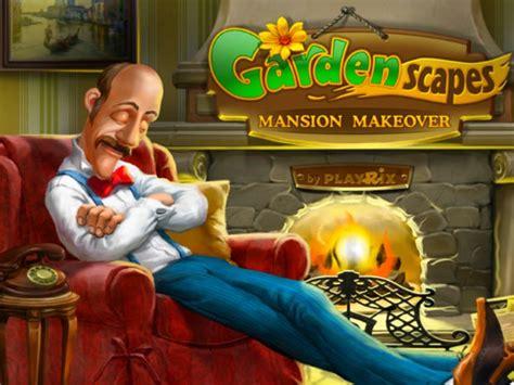 Gardenscapes En Español Gratis Gardenscapes Mansion Makeover Deluxe Espa 241 Ol