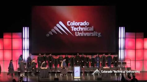 Colorado Technical Mba Technology Management by Ctu Graduation 2015
