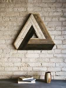 Reclaimed Wood Wall Decor by Reclaimed Wood Wall Decor Lath Penrose By