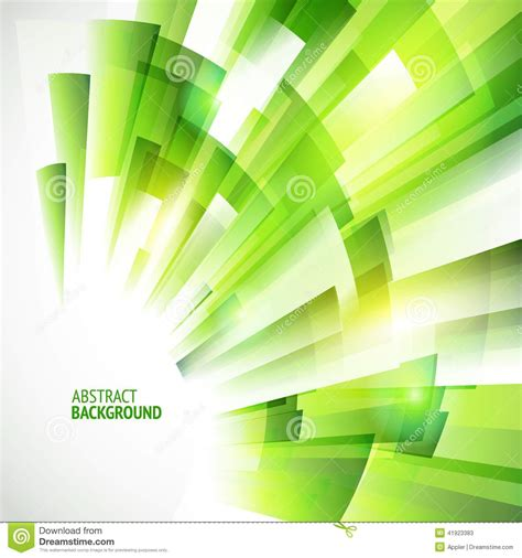 thesis abstract on sustainable architecture eco friendly abstract green background stock vector