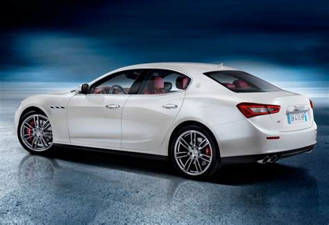 Price Maserati Ghibli Official 2014 Maserati Ghibli Images Price And Specs
