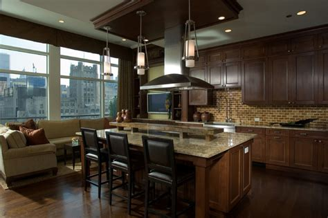 Chef Kitchen Design Chef S Kitchen Contemporary Kitchen Chicago By Fredman Design