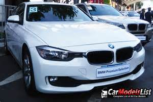 Bmw Sedan Models See Car Models In Bmw Pavilion At Bgc Taguig Philippines