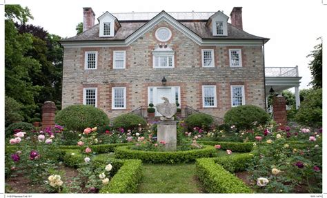 connecticut house the skirted roundtable ushering in springtime with