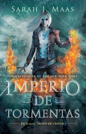 libro empire of storms throne all teen young spanish language books books penguin random house