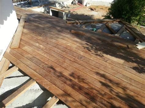 pavimenti per gazebo pavimento gazebo legno confortevole soggiorno nella casa