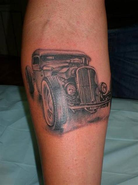 hotrod tattoo rod tattoos designs ideas and meaning tattoos for you