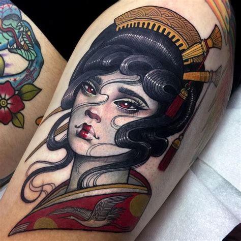 geisha tattoo instagram 1696 best lovely tattoos images on pinterest tattoo