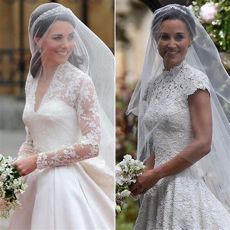 braut kate middleton kate middleton and pippa middleton wedding pictures