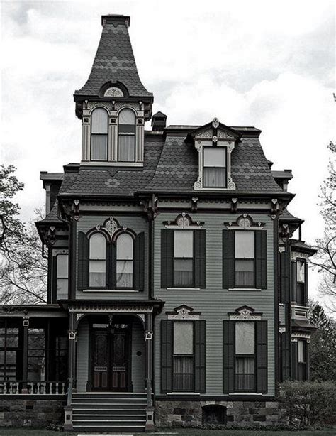 gothic style homes gothic revival victorian home dream homes pinterest