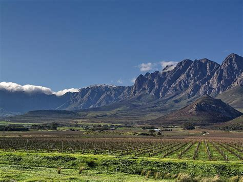 Landscape Pictures Of South Africa South Plain Landscape Photograph By Phil