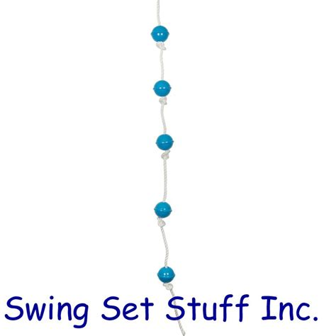 swing set rope ball climbing rope swing set seat slide playground toy