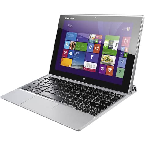 Laptop Tablet Lenovo lenovo miix 2 multi mode 10 1 quot multi touch tablet 59427304