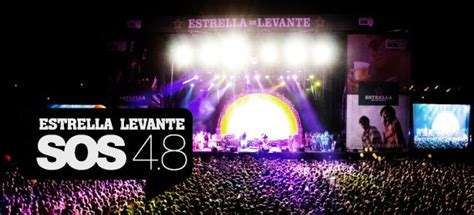sos 4 8 entradas entradas festival sos 4 8 taquilla