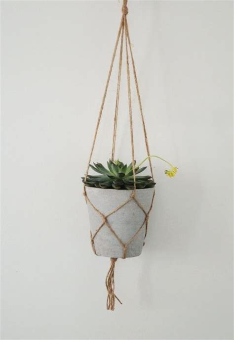 Plant Hanger Diy - 11 best images about plant hanger diy on