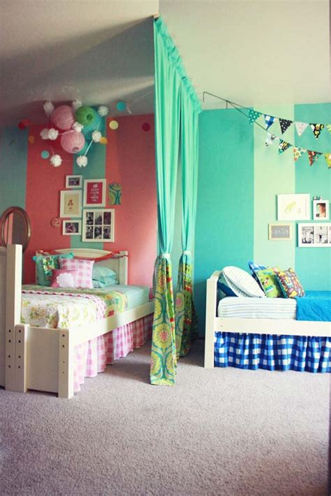 shared bedroom ideas for girls 21 brilliant ideas for boy and girl shared bedroom