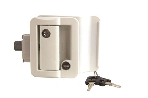 Door Lock Replacement by Replacement Rv Entry Door Latch Kit For Lippert Components