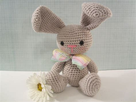free pattern rabbit crochet free crochet pattern white rabbit dancox for