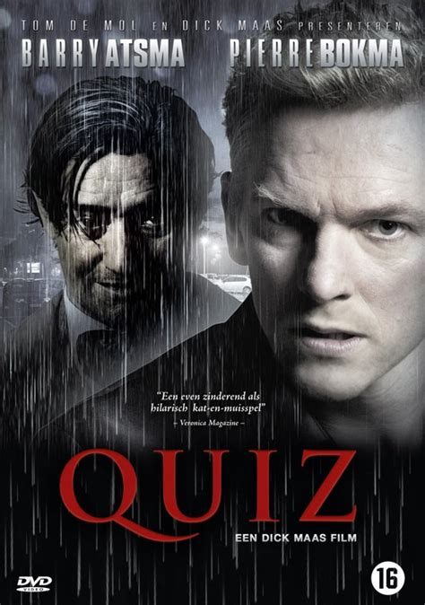 quiz film nl bol com quiz dvd barry atsma dvd s