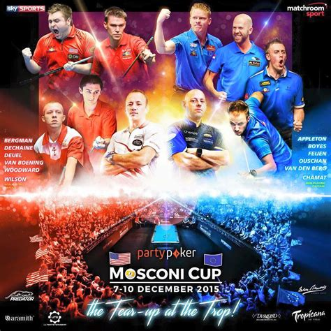 mosconi cup 2015 click the image to view the larger photo use quot back quot to