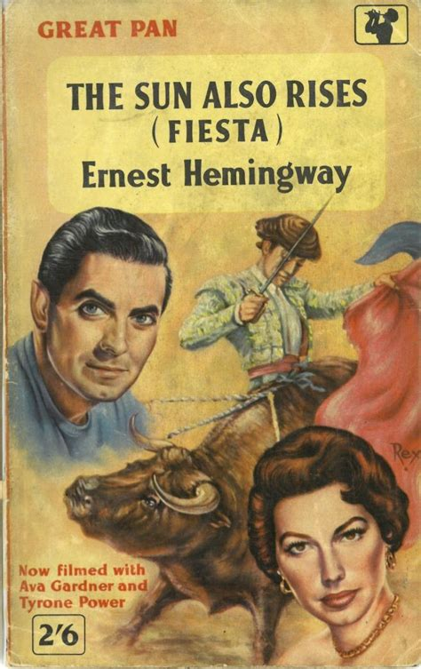 ernest hemingway biography the sun also rises 605 best pan books 2 images on pinterest book cover art