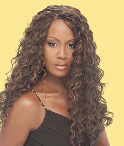 wavy braids hairstyle 4 micro braided hair styles for black women