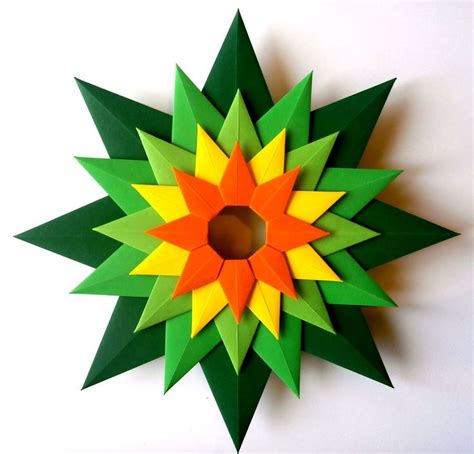 Flat Origami Flower - flat origami flowers www imgkid the image kid has it