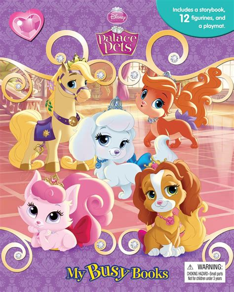 My Busy Book Disney Princess Great Adventures Includes A Storybook 12 palace pets my busy book wiki disney princesas fandom powered by wikia