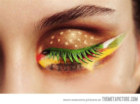 funny colors i like a girl who eats when is a hamburger not a