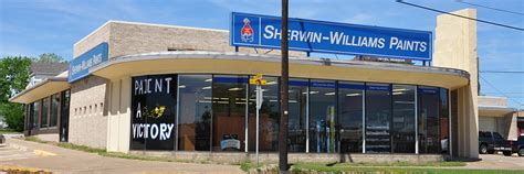 sherwin williams paint store point car showrooms dealerships roadsidearchitecture