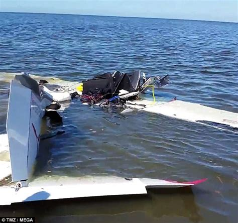 boat carpet denver footage of roy halliday flying just before crash emerges