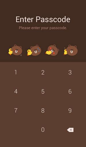 theme changer line brown special free list line theme brown special for android ios