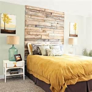decorates your bed in pallet headboard budget freshnist